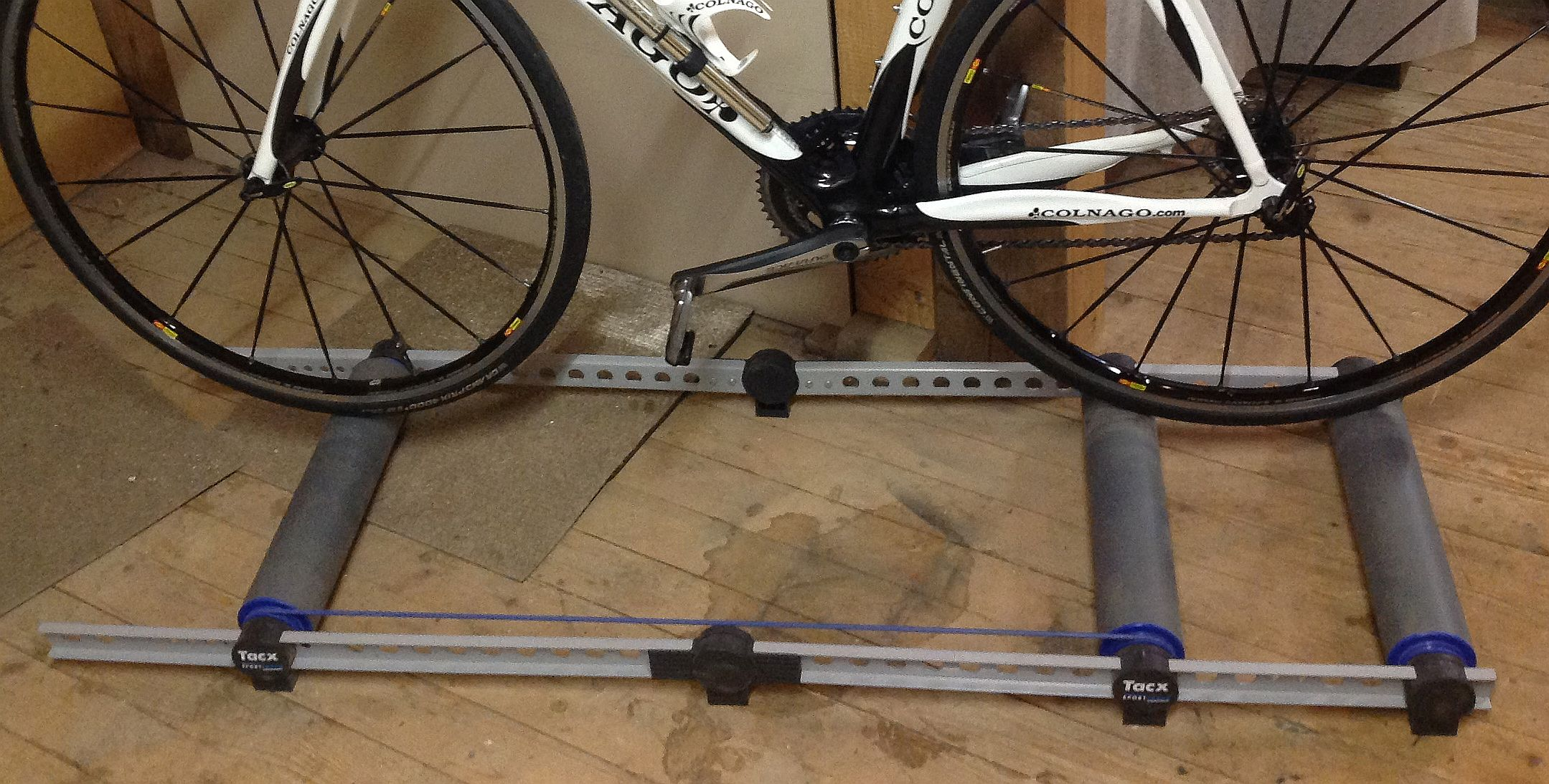 Trainingsrolle TACX Sport Track
